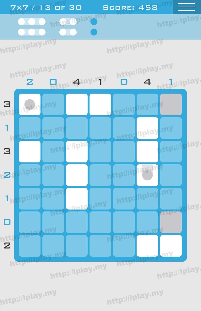 Logic Dots 7x7 - 13