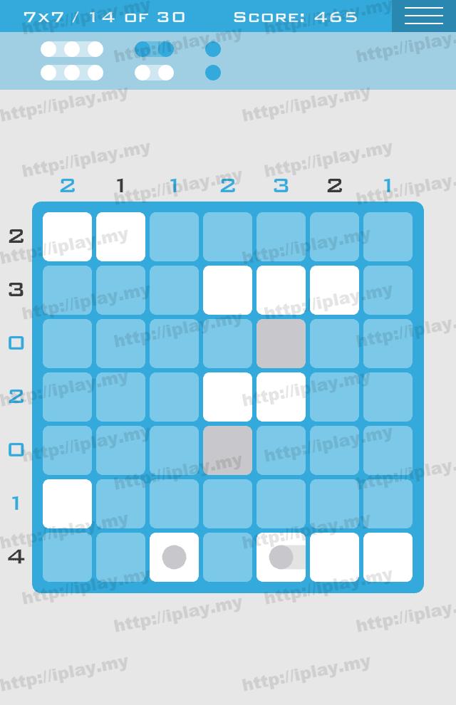 Logic Dots 7x7 - 14