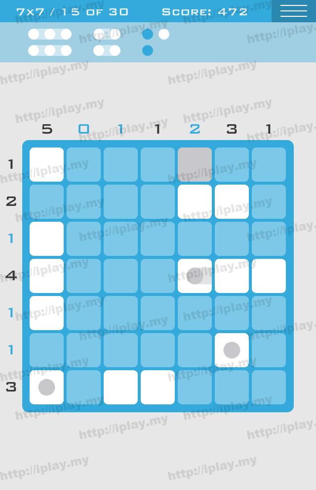 Logic Dots 7x7 - 15