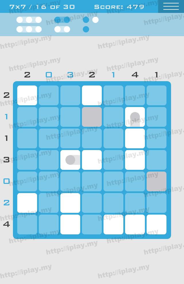 Logic Dots 7x7 - 16