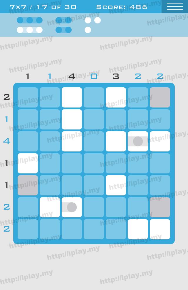 Logic Dots 7x7 - 17