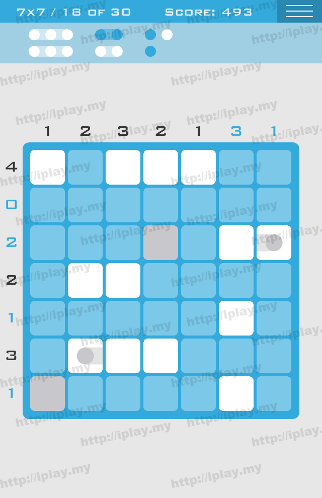 Logic Dots 7x7 - 18