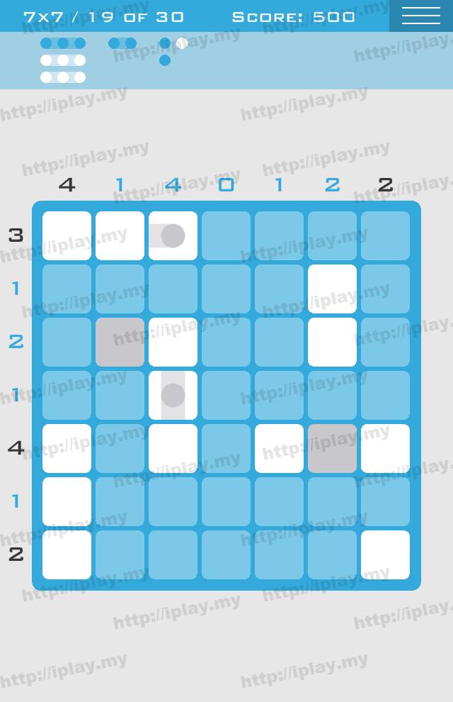 Logic Dots 7x7 - 19
