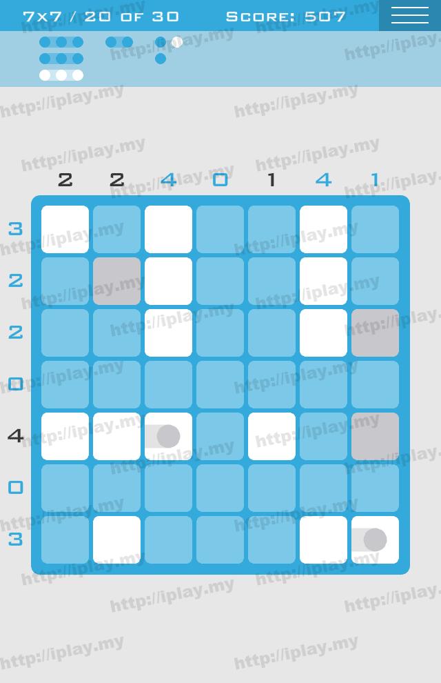 Logic Dots 7x7 - 20