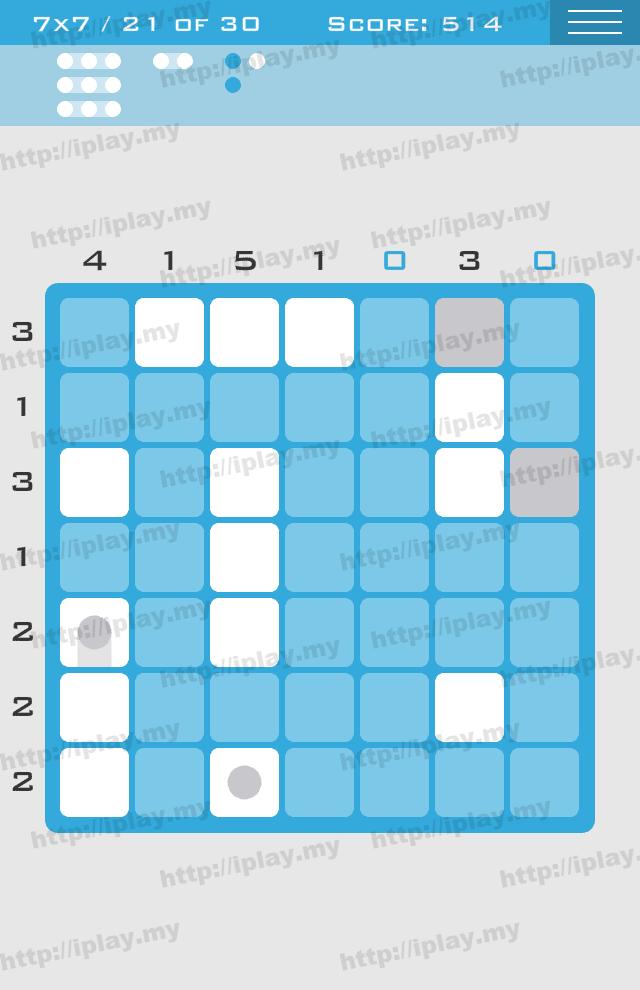 Logic Dots 7x7 - 21
