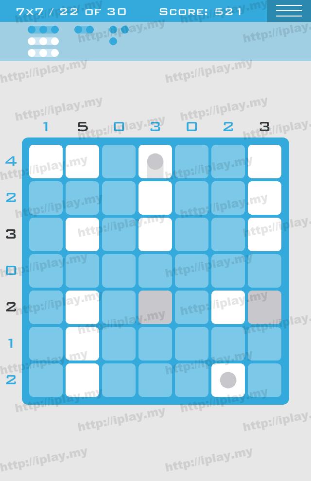 Logic Dots 7x7 - 22