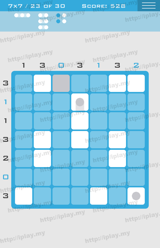 Logic Dots 7x7 - 23