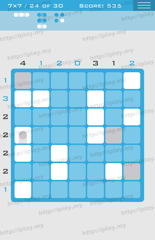 Logic Dots 7x7 - 24