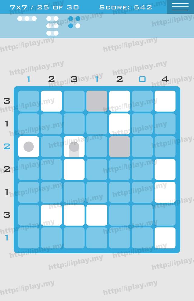 Logic Dots 7x7 - 25