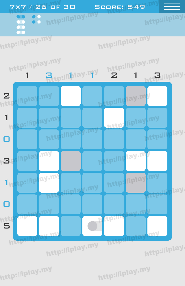 Logic Dots 7x7 - 26