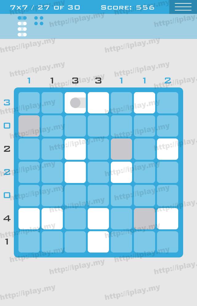 Logic Dots 7x7 - 27