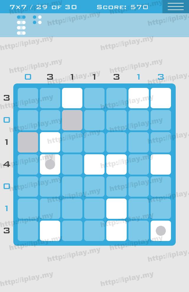 Logic Dots 7x7 - 29