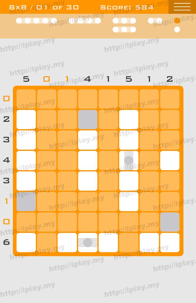 Logic Dots 8x8 - 1