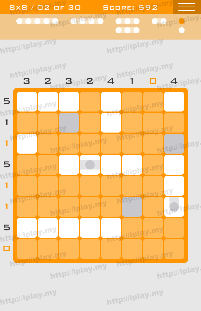Logic Dots 8x8 - 2