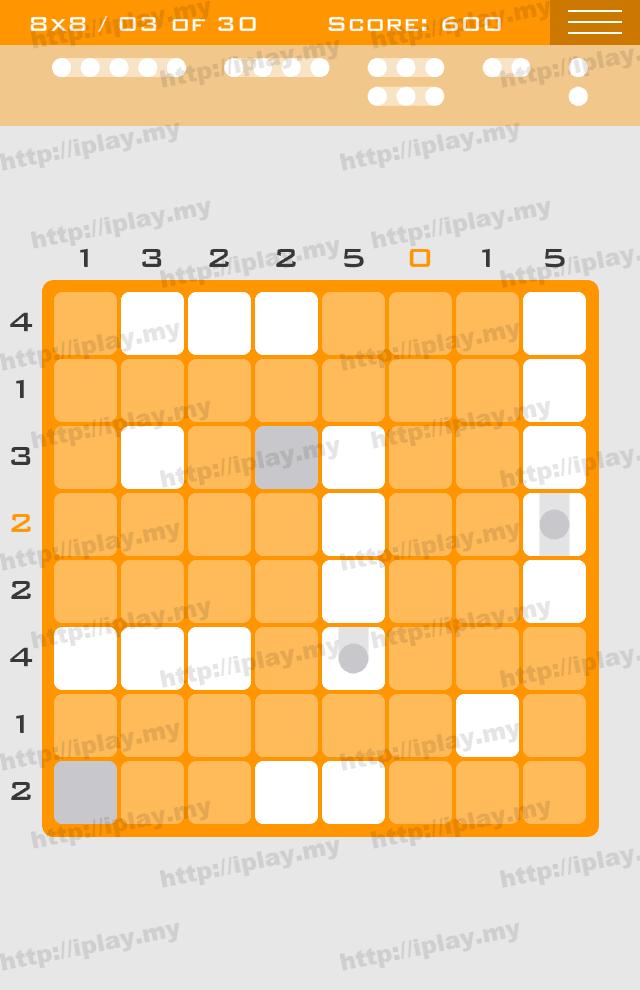 Logic Dots 8x8 - 3