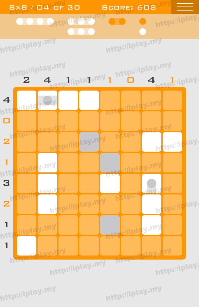 Logic Dots 8x8 - 4