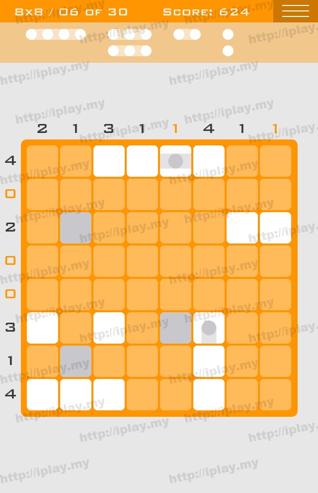 Logic Dots 8x8 - 6