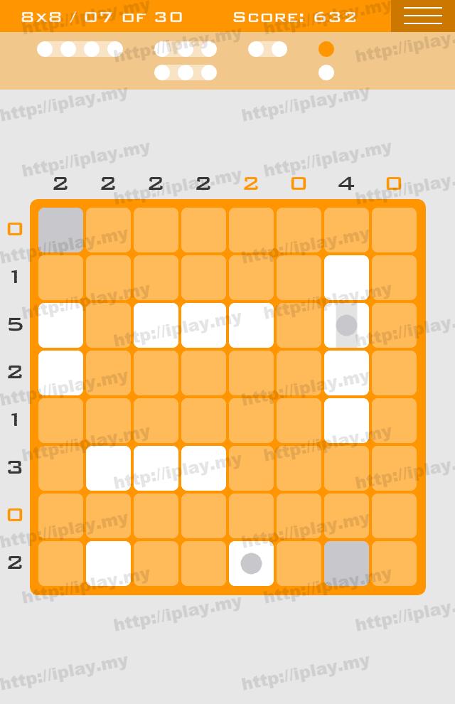 Logic Dots 8x8 - 7