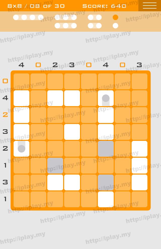 Logic Dots 8x8 - 8