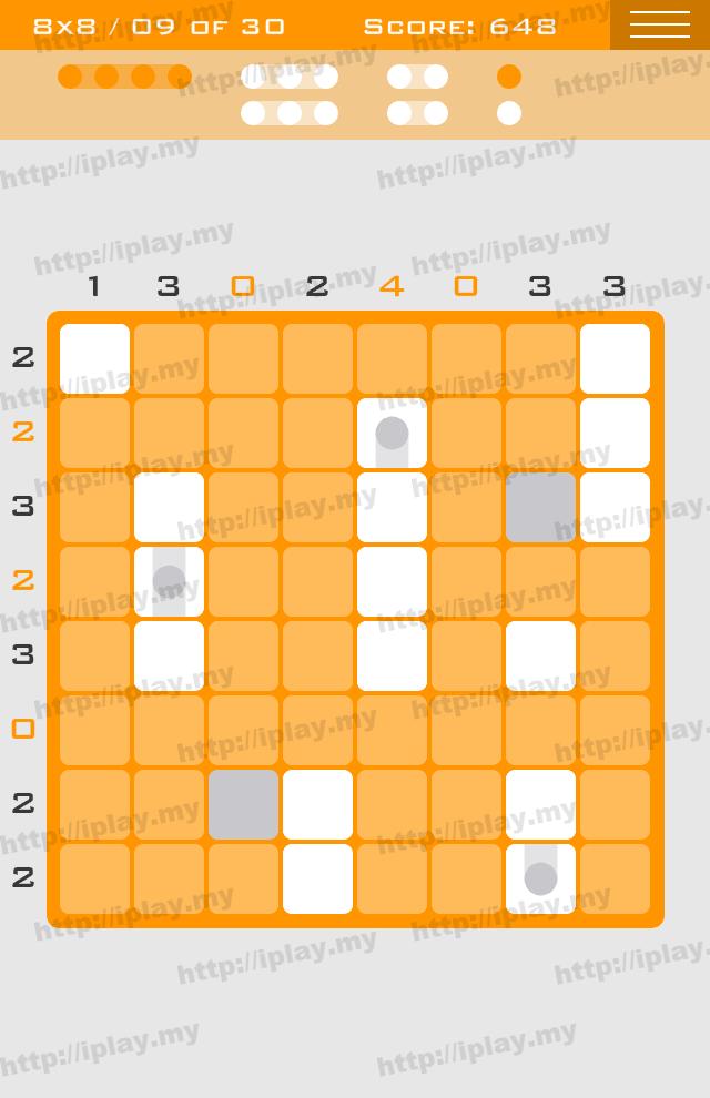 Logic Dots 8x8 - 9