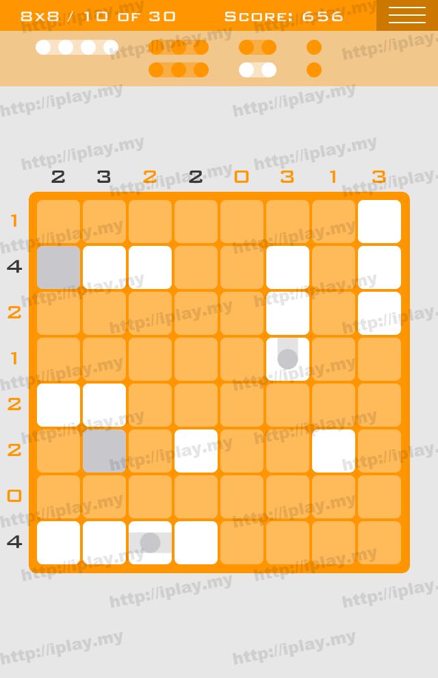Logic Dots 8x8 - 10