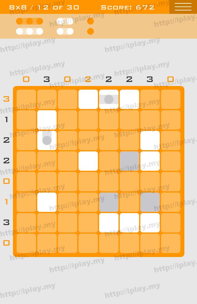 Logic Dots 8x8 - 12
