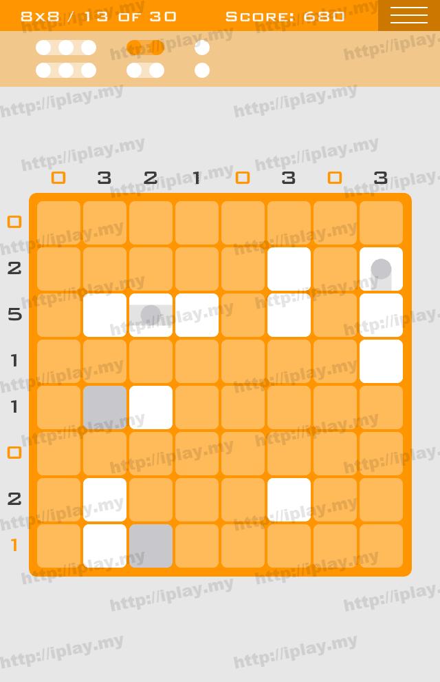 Logic Dots 8x8 - 13