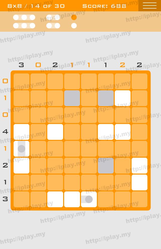 Logic Dots 8x8 - 14