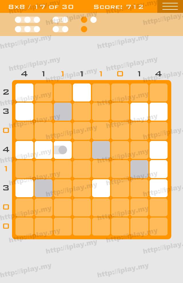 Logic Dots 8x8 - 17