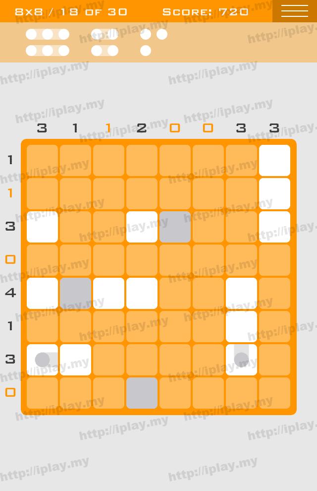 Logic Dots 8x8 - 18