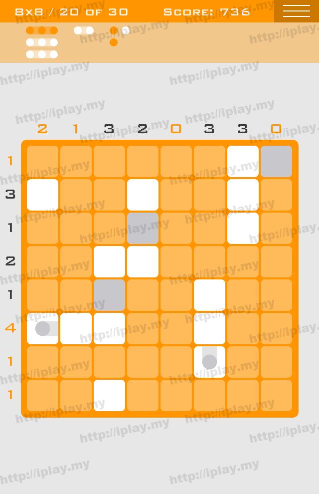 Logic Dots 8x8 - 20