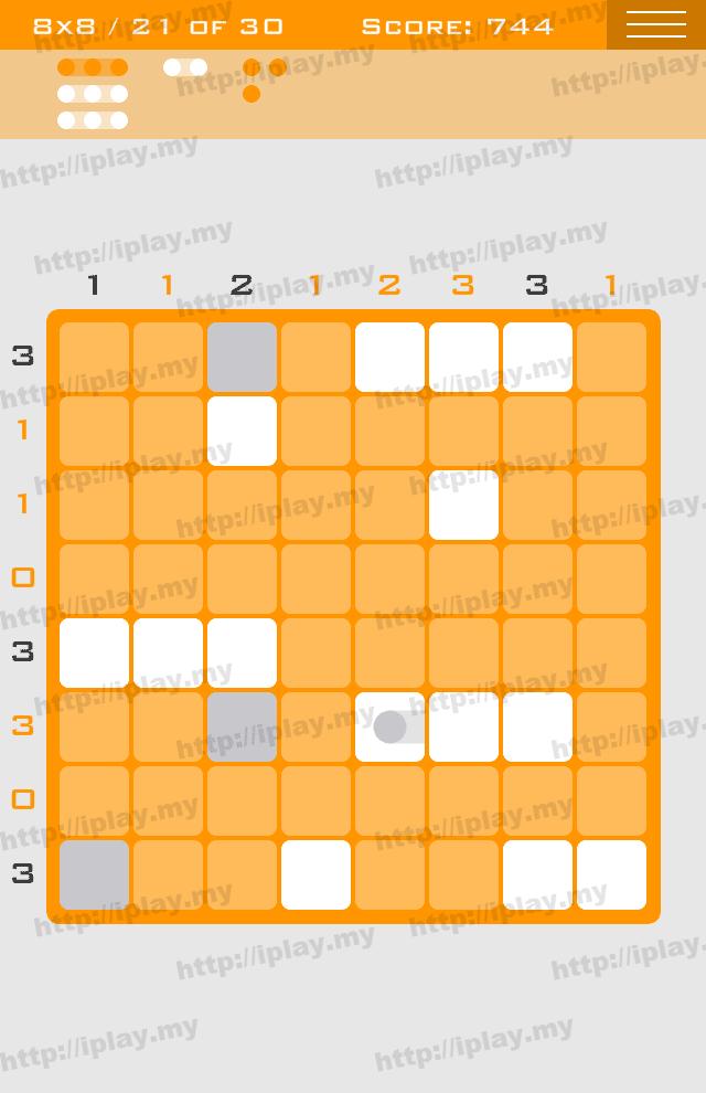 Logic Dots 8x8 - 21