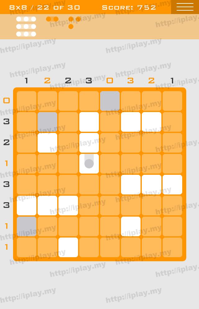 Logic Dots 8x8 - 22