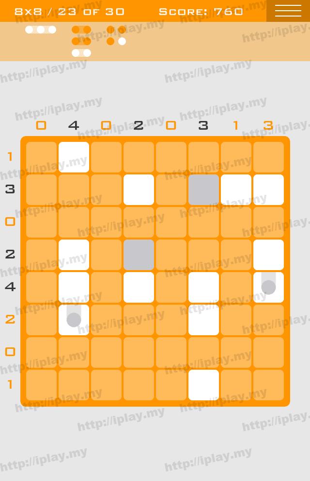 Logic Dots 8x8 - 23