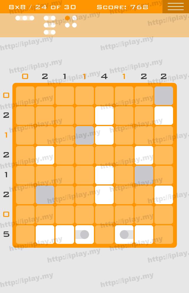 Logic Dots 8x8 - 24