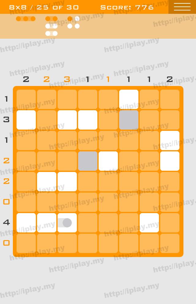 Logic Dots 8x8 - 25