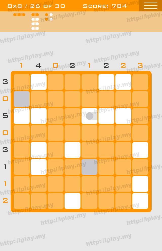 Logic Dots 8x8 - 26