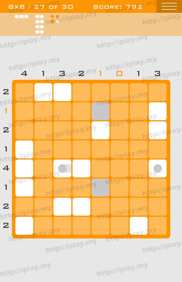 Logic Dots 8x8 - 27