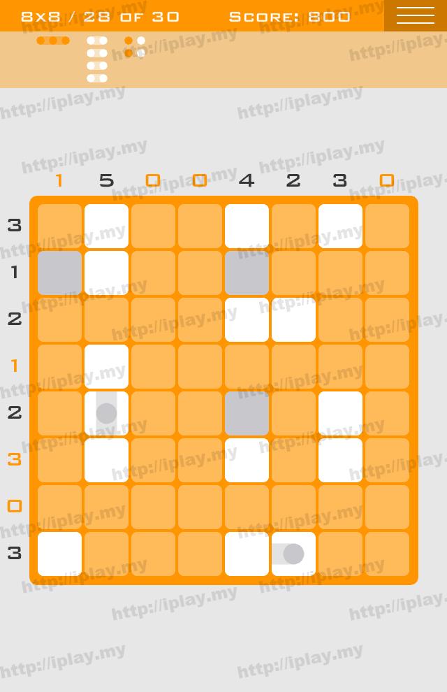 Logic Dots 8x8 - 28