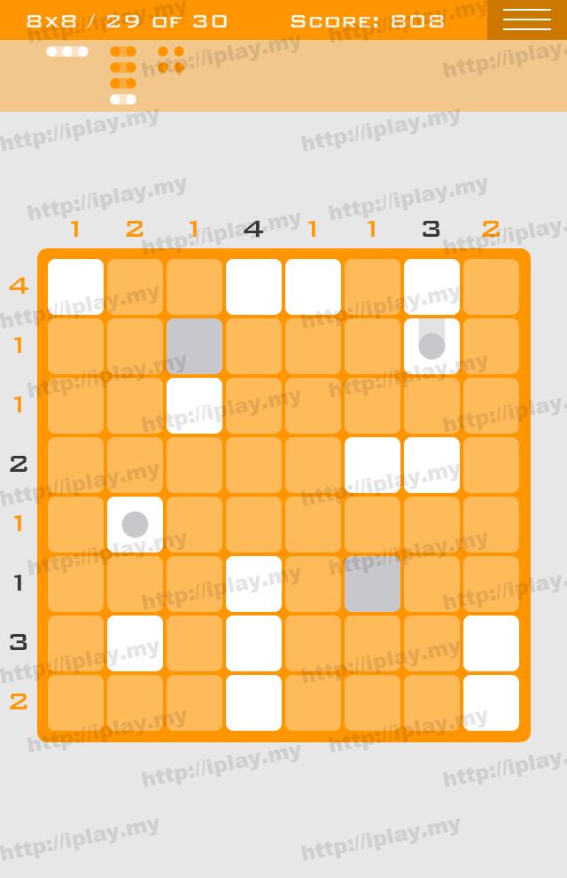 Logic Dots 8x8 - 29