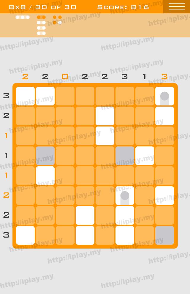 Logic Dots 8x8 - 30