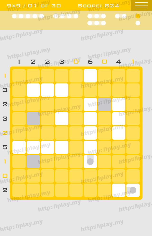 Logic Dots 9x9 - 1