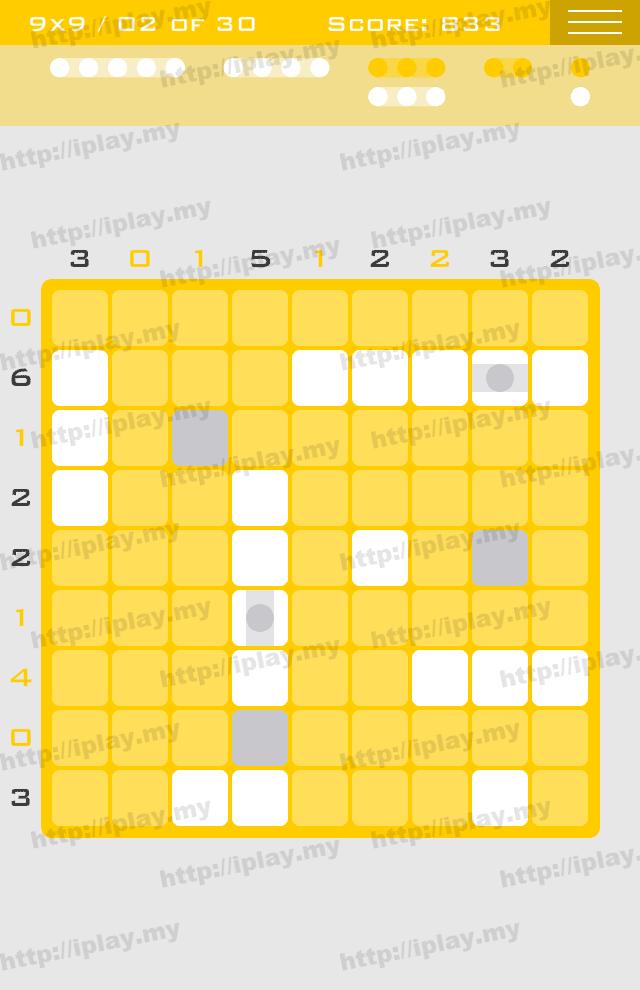 Logic Dots 9x9 - 2