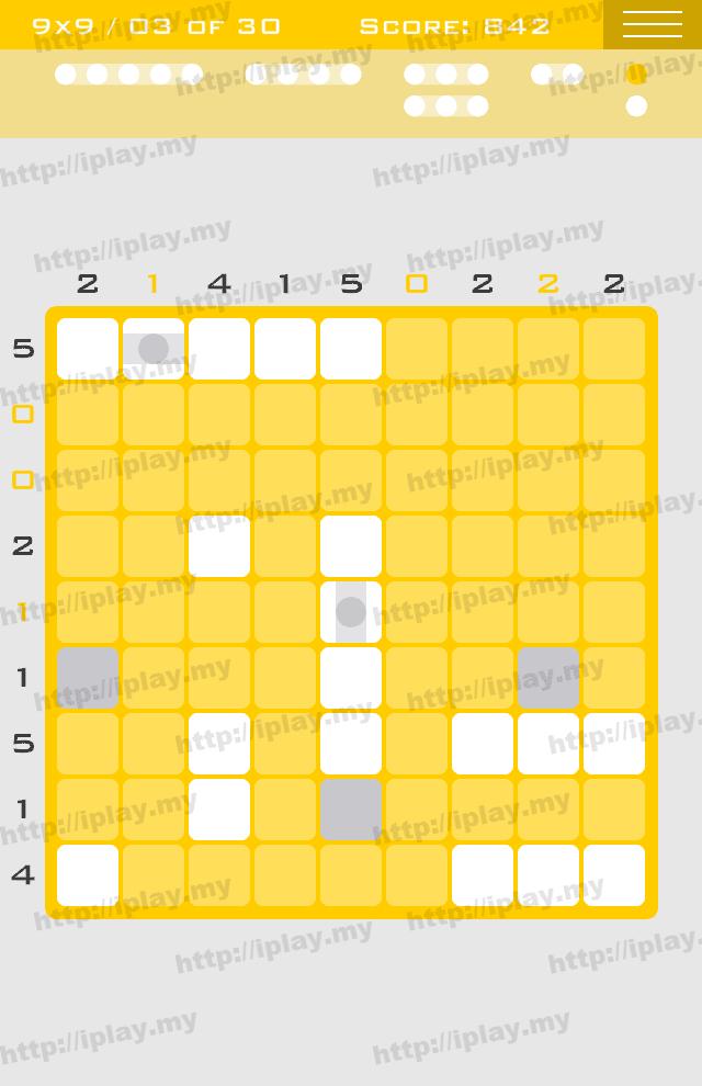 Logic Dots 9x9 - 3