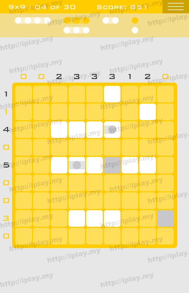 Logic Dots 9x9 - 4