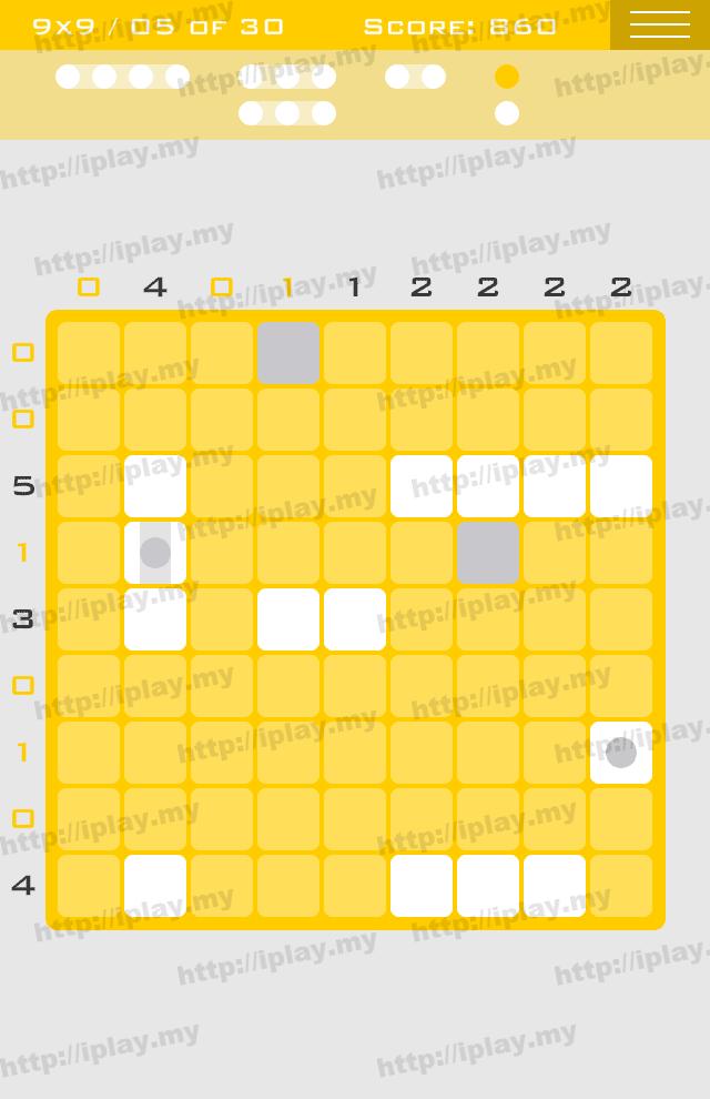 Logic Dots 9x9 - 5