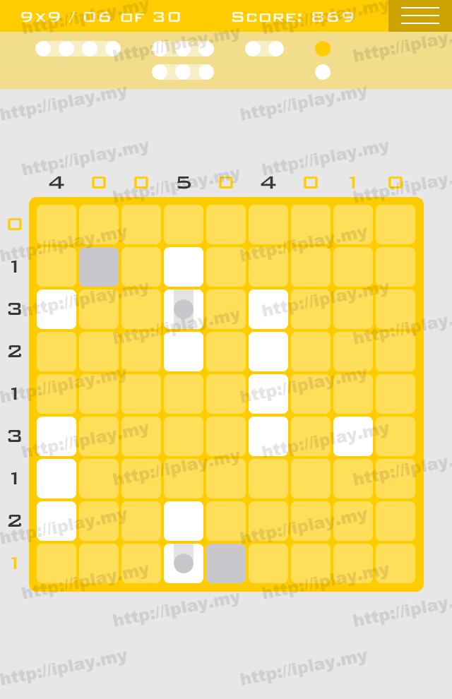 Logic Dots 9x9 - 6