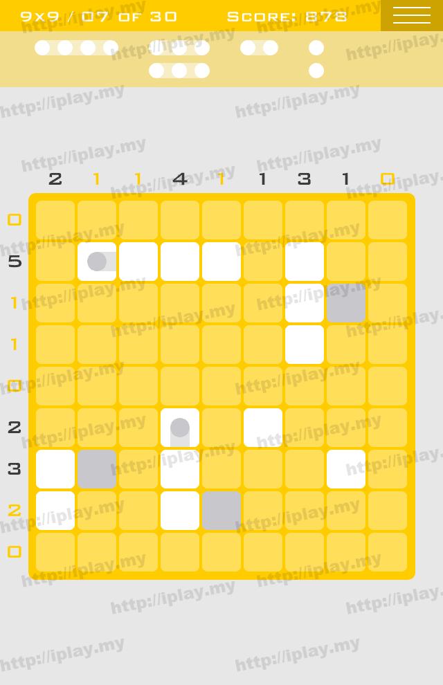 Logic Dots 9x9 - 7