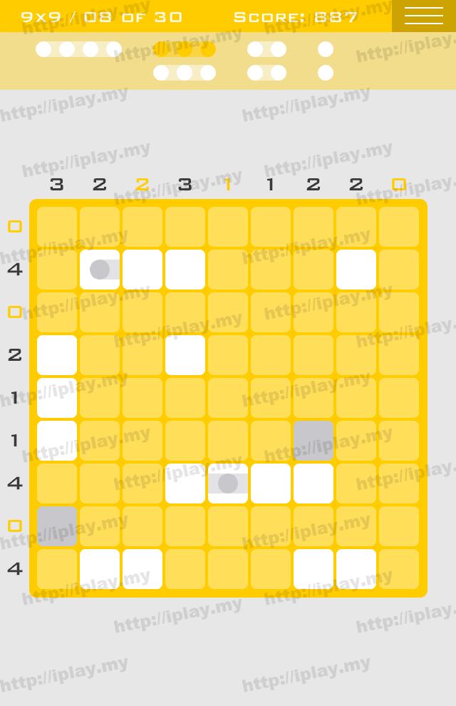 Logic Dots 9x9 - 8