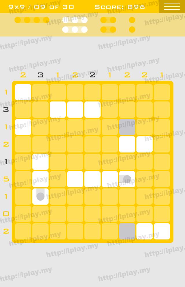 Logic Dots 9x9 - 9